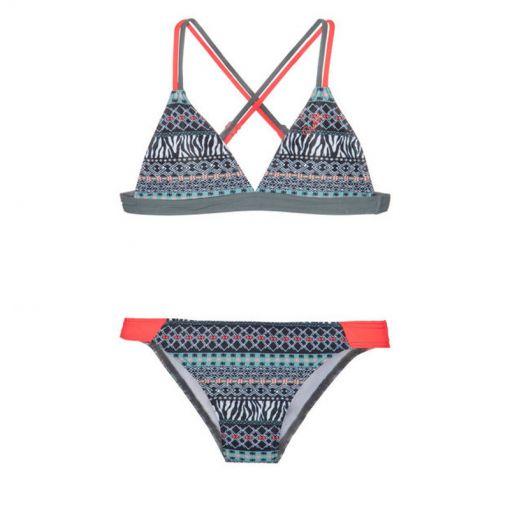 JANNA JR triangle bikini - 594 Grey Day
