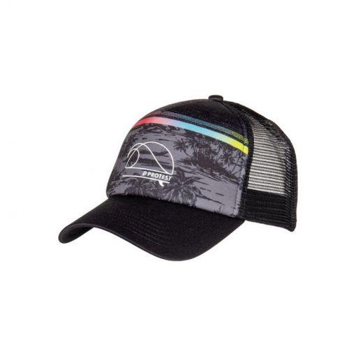 SHAFT cap - Zwart