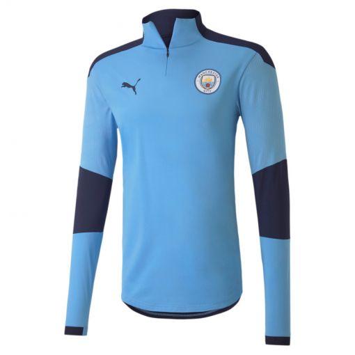 Manchester City trainingstop 20/21 - 01 Team Light Blue