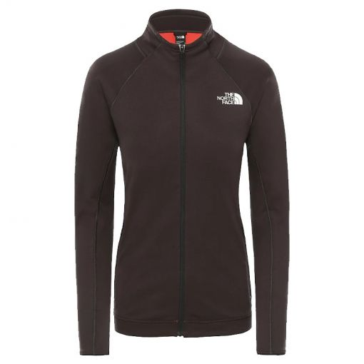 The North face dames vest Impendor Full Zip - Weaterblack