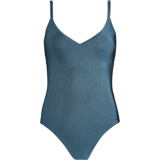 Barts dames badpak Isla Suit - Blauw