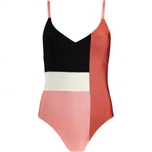 Barts dames badpak Lourdes Suit - Roze