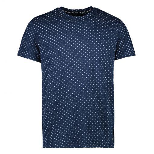 Cars heren t-shirt Codall - Blauw