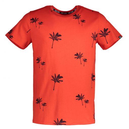 Cars heren t-shirt Halle Ts Print - Rood