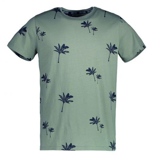 Cars jongens t-shirt Halle Ts Print - Groen
