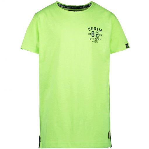 Kids Skye Ts - 30 Neon Yellow