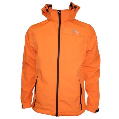 Mens Softshell Eldgrim - OR Bright Orange