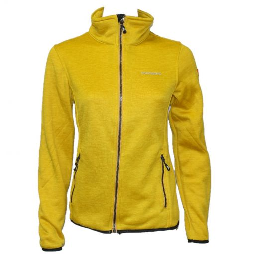 Ladies Fleece Flo - Golden Yellow