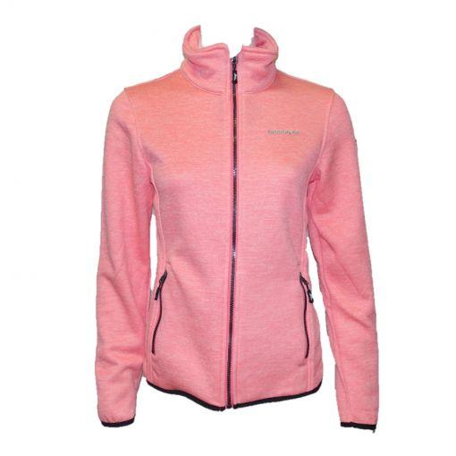 Ladies Fleece Flo - PE Bubblegum Pink