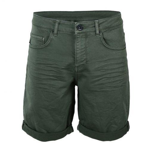 Hangtime Colour  Mens Jog Jeans - Groen