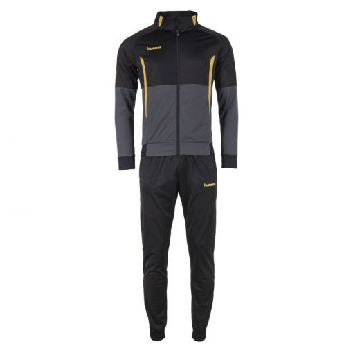 Authentic Special Polyester Suit - Zwart