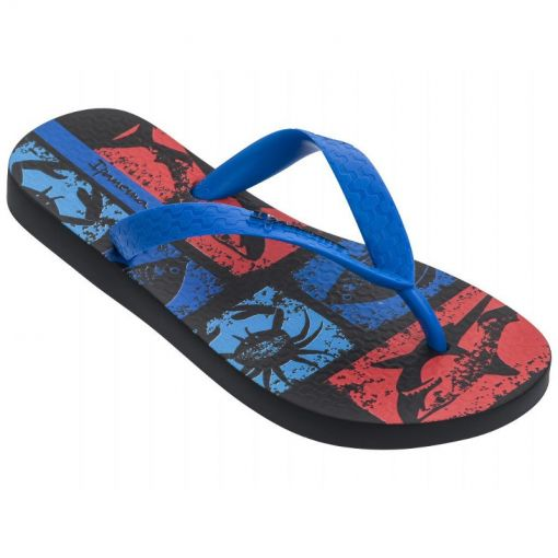 Ipanema Temas - 22086 Black/Blue/Red
