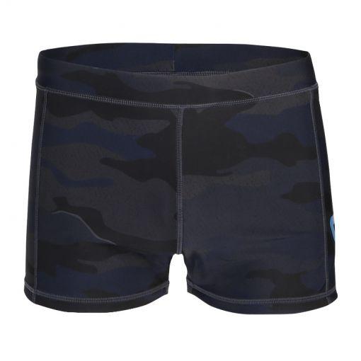 Berkley Camo  Mens Swimshort - licht blauw