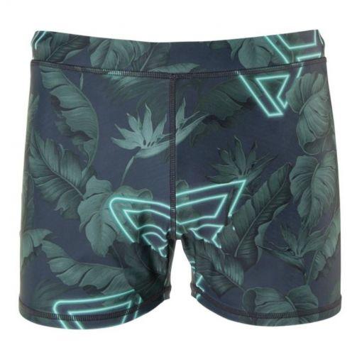 Spencer AO Mens Swimshort - 0634 Carribean green