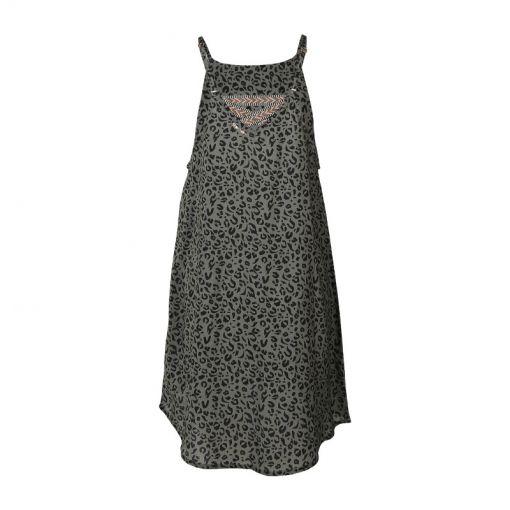 Julia AO JR  Girls Dress - groen