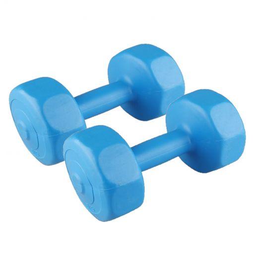 V3Tec dumbels 3 kg - 5000 Blau