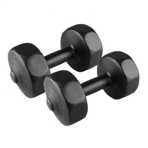 V3Tec dumbels 5 kg - Zwart