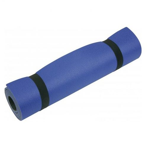 V3Tec fitnessmat Bi-Color - 5010 Mittelblau