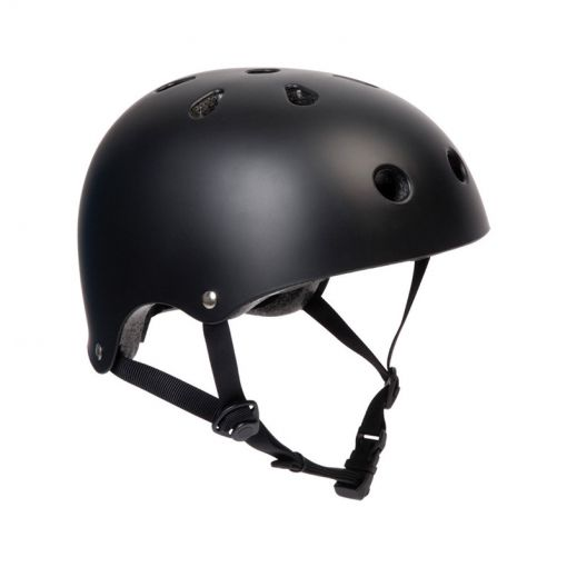 SFR Helm Matt Black - Zwart