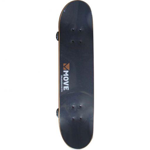 "Move skateboard SKB ""31 True - Zwart"