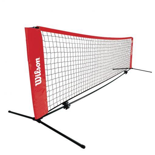 Wilson tennisnet Starter Ez - 10'  3,2 M