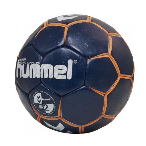 Hummel Premier Handball - Blue/ Orange
