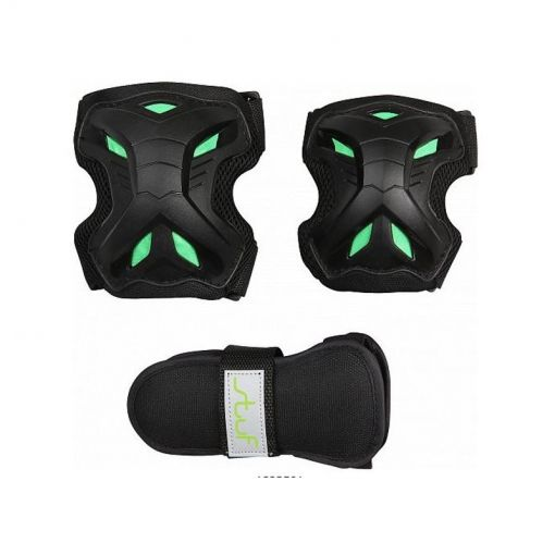 Comp Jr - black- green