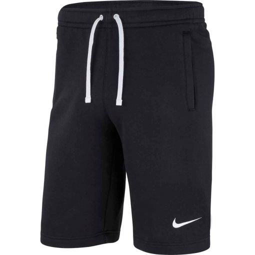 Nike junior short Fleece - Zwart