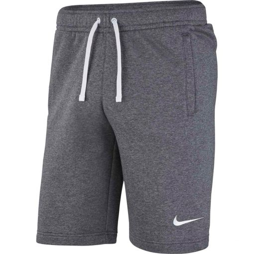 Nike junior short Fleece - Grijs