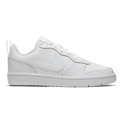 Nike junior sneaker Court Borough Low 2 - Wit