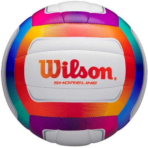 Beachvolleyball Wilson - White/multi