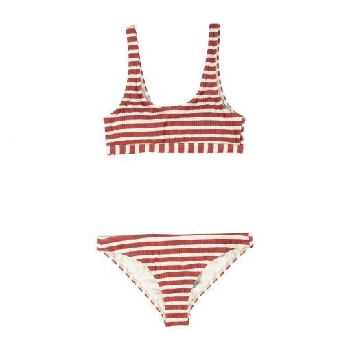 Brunotti meisjes bikini Isabella - 0256 Auburn Red