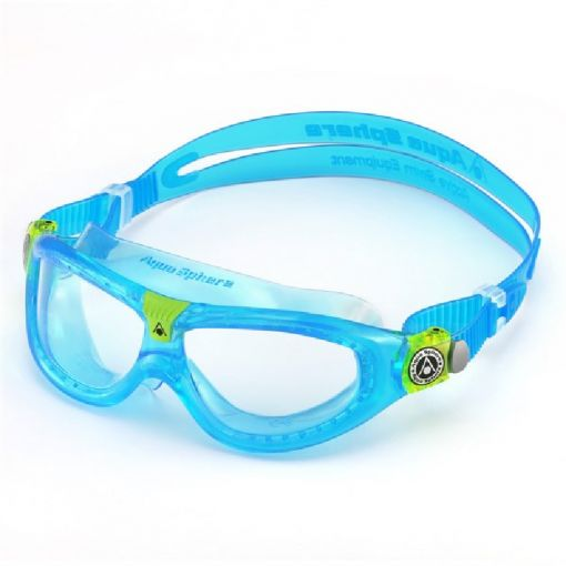 Seal Kid 2 Clear Lens - Turquise/Lime