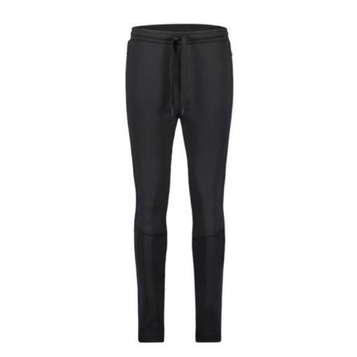 24 UOMO heren broek MY 57 Polyester Ano Pant - Zwart
