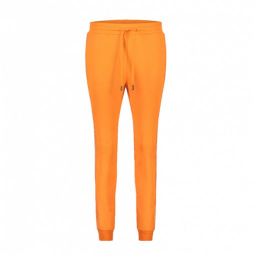 24 UOMO dames trainingsbroek Pant - 9 Orange
