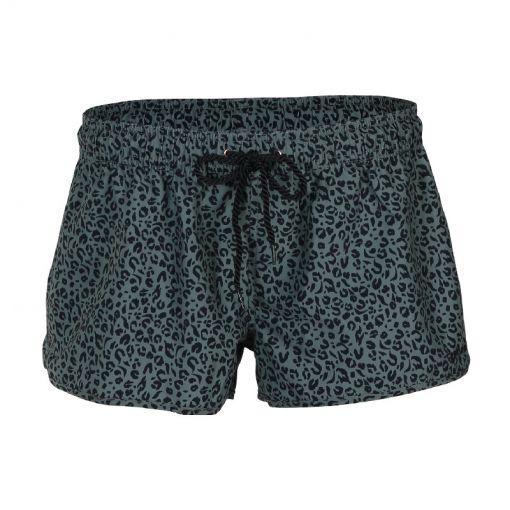 Glennis-AO Women Shorts - groen
