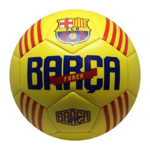 FC Barcelona voetbal Groot Catalunya - Geel Catalunya