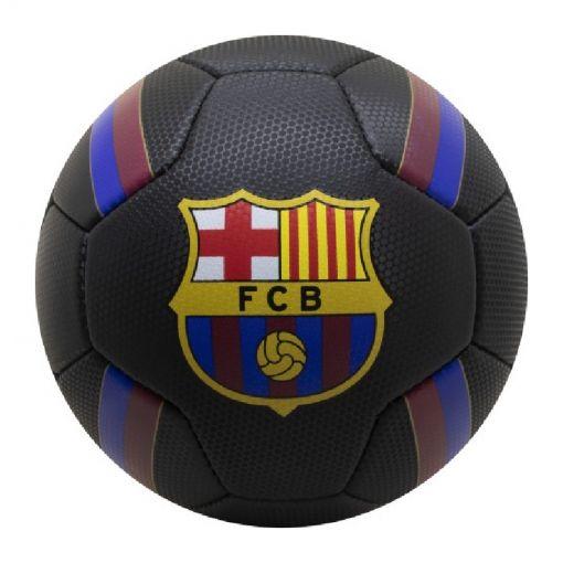 FC Barcelona voetbal Groot Zwart Stripes - Zwart Stripes