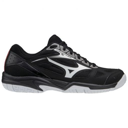 Mizuno junior indoorschoen Cyclone Speed - 45 Black/White