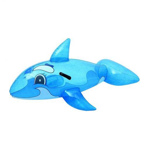 Schwimmtier - Blau/Trans