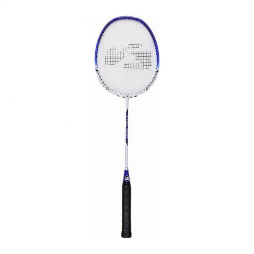 V3Tec badmintonracket 500 - 5008 Blau/Weiss