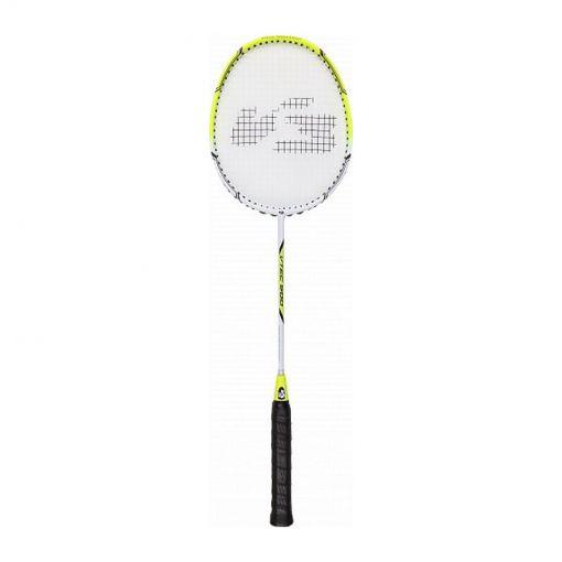 V3Tec badmintonracket 500 - 6060 Lime/Weiss
