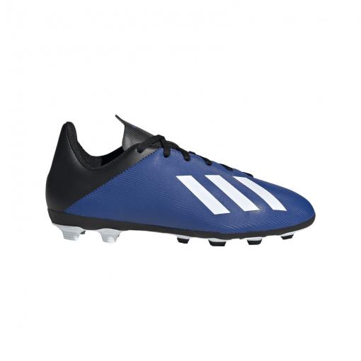 Adidas junior voetbalschoen X 19.4 - Royblu