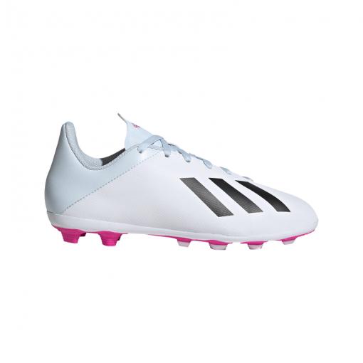 Adidas junior voetbalschoen X 19.4 - Ftwwht/Cblack