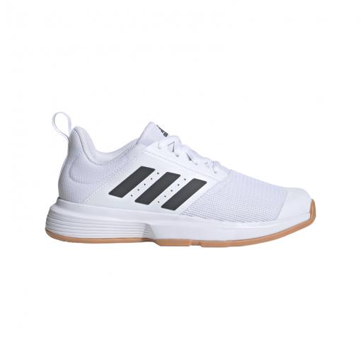 Adidas dames indoorschoen Essence W - FTWWHT/GRESIX/FTW FTWWHT/GRESI