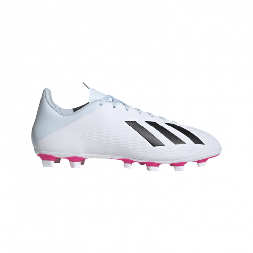 Adidas senior voetbalschoenen X 19.4 FxG - FTWHITE/CBLACK