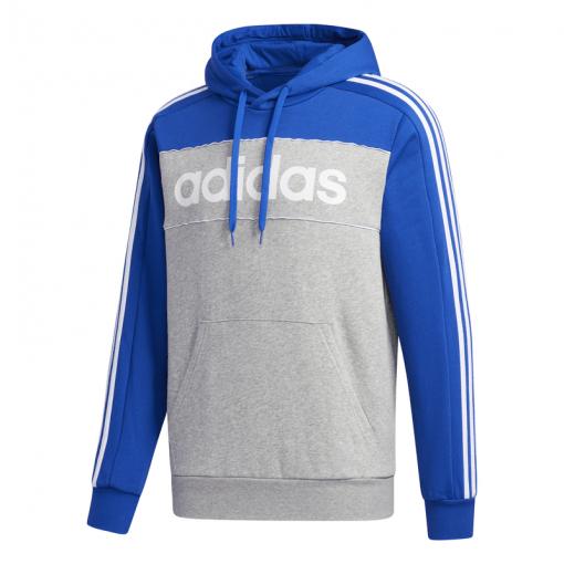 Adidas heren trui M E Cb Hd Swt - Royblu/Mgrey