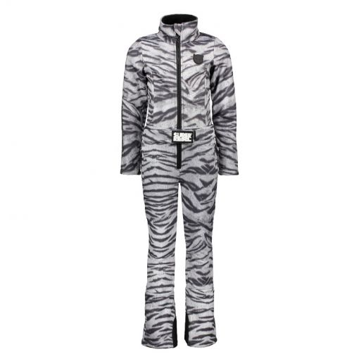 Sustainable Ski Suit - 921 White Tiger All Over