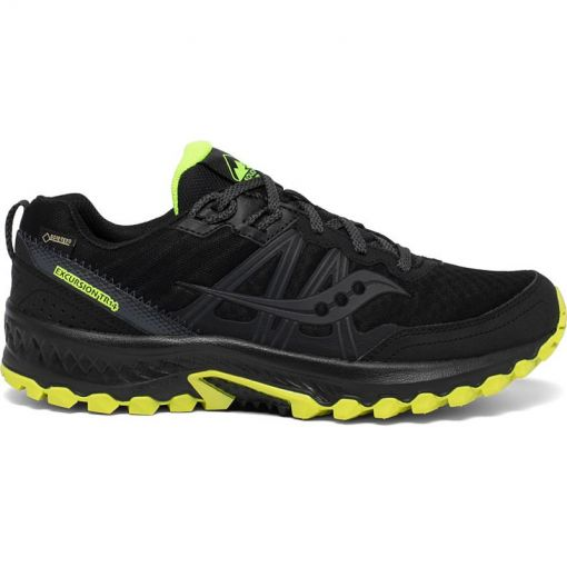 EXCURSION TR14 GTX - STD BLACK-CITRON