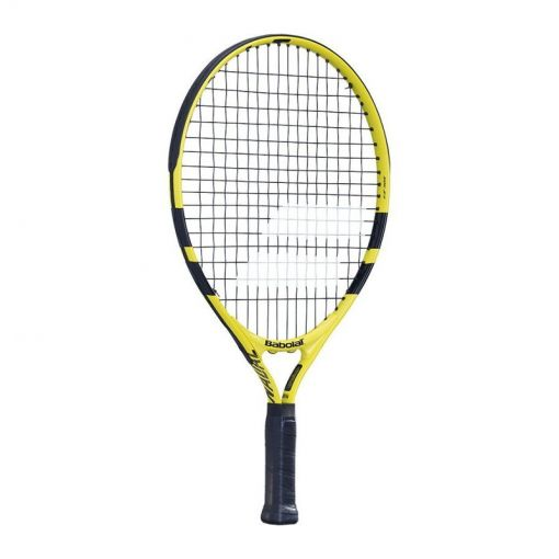Babolat junior tennisracket Nadal JR 21 - 191 gelb-schwarz